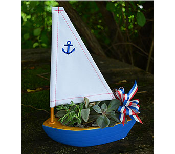 Sail Away in Indianapolis IN, Gillespie Florists