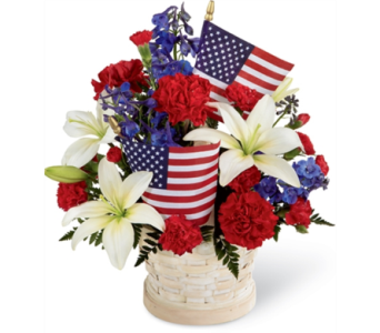 The FTD� American Glory� Bouquet in El Paso TX, Executive Flowers
