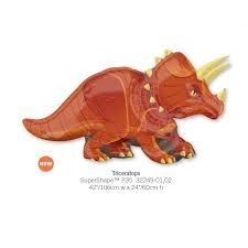 Triceratops Mylar Balloon in Guelph ON, Patti's Flower Boutique