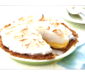 Simply Southern' Lemon Ice Box Pie in Columbia TN, Douglas White Florists