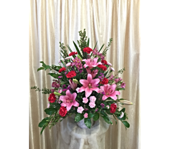 Sweet Sincerity Basket by Main Street Florist in Orange CA, Main Street Florist