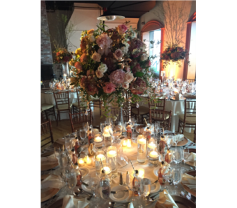 Mitzeliots Wedding in Somerset NJ, Flower Station