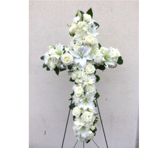 Peaceful Cross in Wellington FL, Wellington Florist