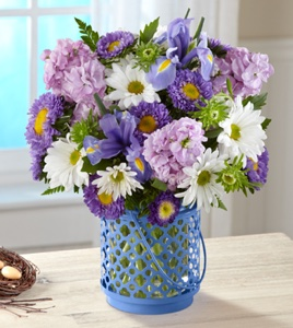 The Cottage Garden™ Bouquet by BHG in Sapulpa OK, Neal & Jean's Flowers & Gifts, Inc.
