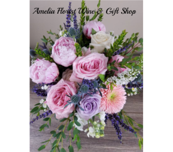 Bridal Bouquet in Amelia OH, Amelia Florist Wine & Gift Shop