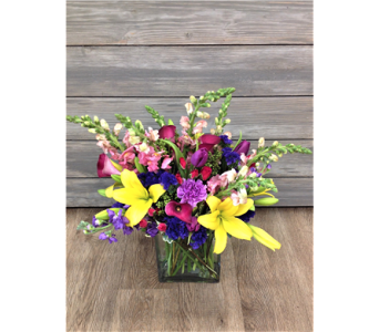 Burst Of Happiness in Smyrna GA, Floral Creations Florist