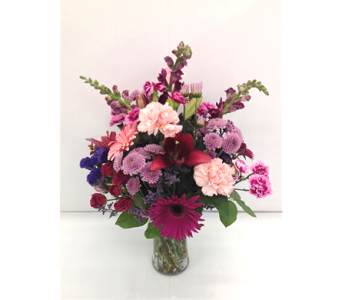 Lady In Pink in Smyrna GA, Floral Creations Florist