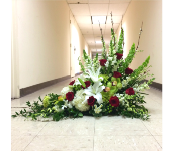 EXQUISITE TRIBUTE ARRANGEMENT in Arlington VA, Twin Towers Florist