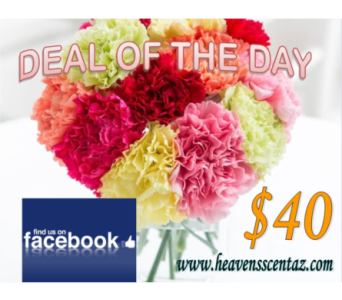 Our Deal Of The Day in Kingman AZ, Heaven's Scent Florist