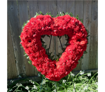 Loving Heart  in Arcata CA, Country Living Florist & Fine Gifts