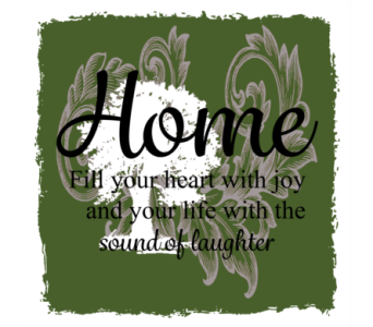 Home...Fill your heart in Isanti MN, Elaine's Flowers & Gifts
