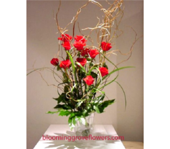 BGF0001 in Buffalo Grove IL, Blooming Grove Flowers & Gifts