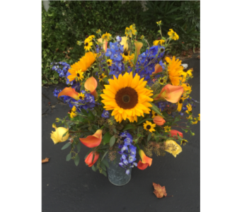 CLF S17-B in Arcata CA, Country Living Florist & Fine Gifts