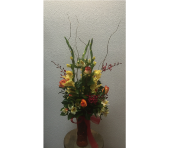 CLF S9-A in Arcata CA, Country Living Florist & Fine Gifts