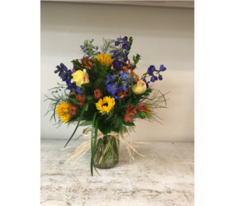 CLF S9-C in Arcata CA, Country Living Florist & Fine Gifts