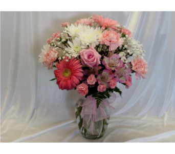 Pink Dream in Hollidaysburg PA, Warner's Florist Gifts & Greenhouse