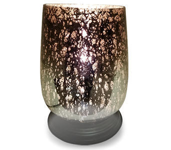 Memory Lamp - Bourdeaux Metallic Taupe in Fort Worth TX, TCU Florist