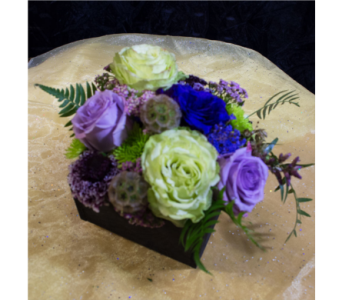 Small Flower Gift Box in Reno NV, Bumblebee Blooms Flower Boutique