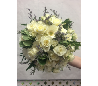 Wedding Bouquet in Manhasset NY, Town & Country Flowers