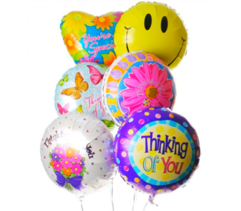 MYLAR BALLOONS in Wichita KS, Dean's Designs