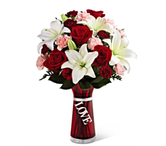 The FTD� Expressions of Love Bouquet in San Antonio TX, Dusty's & Amie's Flowers
