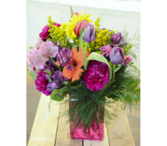 Over the Rainbow in Nashville TN, Emma's Flowers & Gifts, Inc.