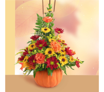 Fall Harvest Bouquet in Southfield MI, Thrifty Florist