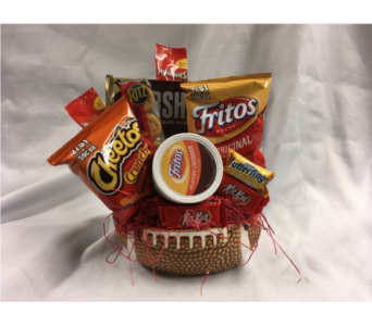 Football Snacks in Fairfield OH, Novack Schafer Florist