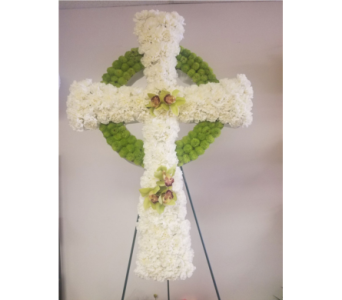 CELTIC CROSS in Yonkers NY, Beautiful Blooms Florist