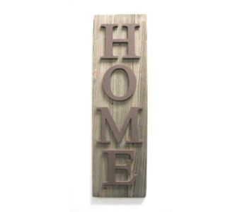 Home Barn Board Sign in Richboro PA, Fireside Flowers