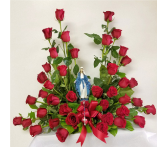 Our Lady of Grace in Yonkers NY, Beautiful Blooms Florist