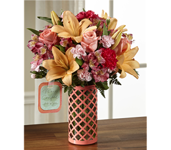 The Peace, Comfort and Hope� Bouquet by Hallm in Chicago IL, Yera's Lake View Florist