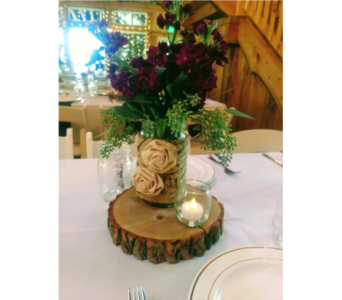 Wed1112 in Loudonville OH, Four Seasons Flowers & Gifts