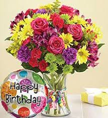 It's Your Day Bouquet ~ Happy Birthday in Corning NY, House Of Flowers