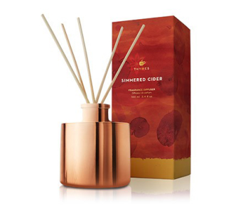 Thymes Simmered Cider Petite Diffuser in Bellevue WA, CITY FLOWERS, INC.