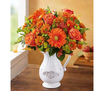 In Love With Fall  in Fairfax VA, Exotica Florist, Inc.