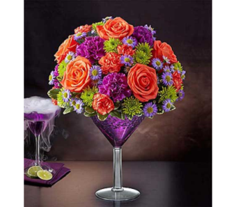 Shocktail Martini in Fairfax VA, Exotica Florist, Inc.