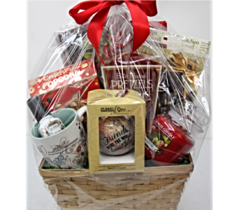 The Bonanza Basket in Alliston, New Tecumseth ON, Bern's Flowers & Gifts