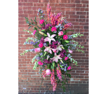 FBM106 in Kingston NY, Flowers by Maria