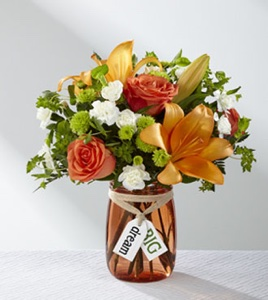 The Dream Big� Bouquet in Sapulpa OK, Neal & Jean's Flowers & Gifts, Inc.