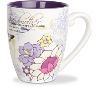 Mugs-Grandmother in Alliston, New Tecumseth ON, Bern's Flowers & Gifts