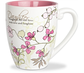 Mugs-Daughter in Alliston, New Tecumseth ON, Bern's Flowers & Gifts