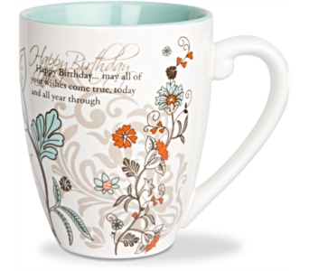 Mugs-Birthday in Alliston, New Tecumseth ON, Bern's Flowers & Gifts