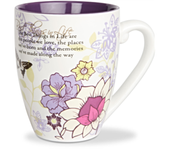 Mugs-Best Things In Life in Alliston, New Tecumseth ON, Bern's Flowers & Gifts