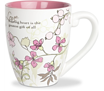 Mugs-Love in Alliston, New Tecumseth ON, Bern's Flowers & Gifts
