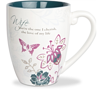 Mugs-Wife in Alliston, New Tecumseth ON, Bern's Flowers & Gifts
