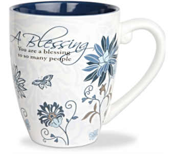 Mugs-Blessing in Alliston, New Tecumseth ON, Bern's Flowers & Gifts