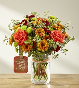 The Many Thanks� Bouquet by Hallmark in Sapulpa OK, Neal & Jean's Flowers & Gifts, Inc.