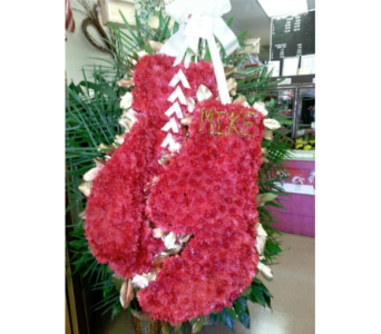 Boxing Gloves in Freehold NJ, Especially For You Florist & Gift Shop