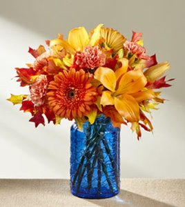 The Autumn Wonders™ Bouquet in Sapulpa OK, Neal & Jean's Flowers & Gifts, Inc.